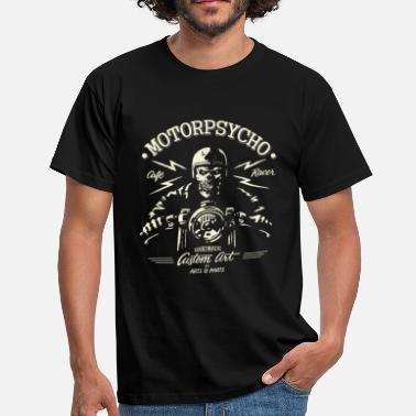 Cafe Motorpsycho-Cafe Racer - Men's T-Shirt