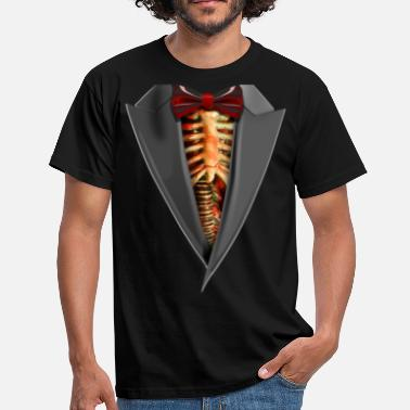 Halloween Party Tuxedo Halloween - Männer T-Shirt