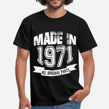 Made In 1971 Made in 1971 - Camiseta hombre