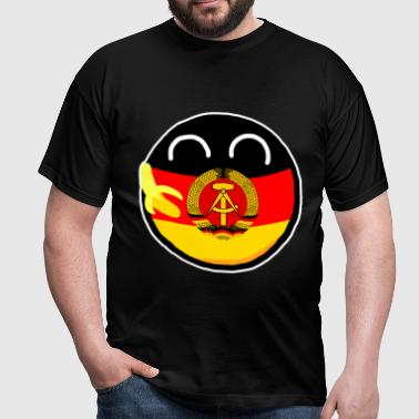 East Germanyball - Men's T-Shirt