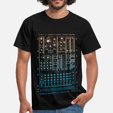 Synthesizer Modular Synth - Men's T-Shirt