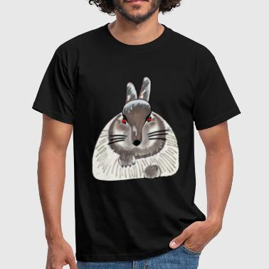 Evil Eye Evil bunny - Men's T-Shirt