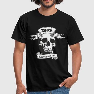 October 1968 - Männer T-Shirt