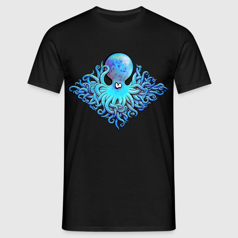 51 tentacles octopus - T-shirt Homme