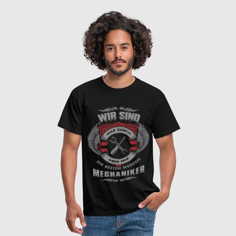 Mechaniker - Männer T-Shirt