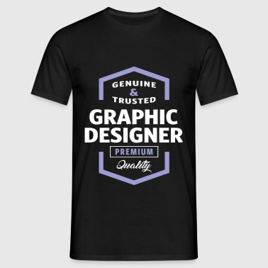 Graphic Designer | Gift Ideas - Men's T-Shirt