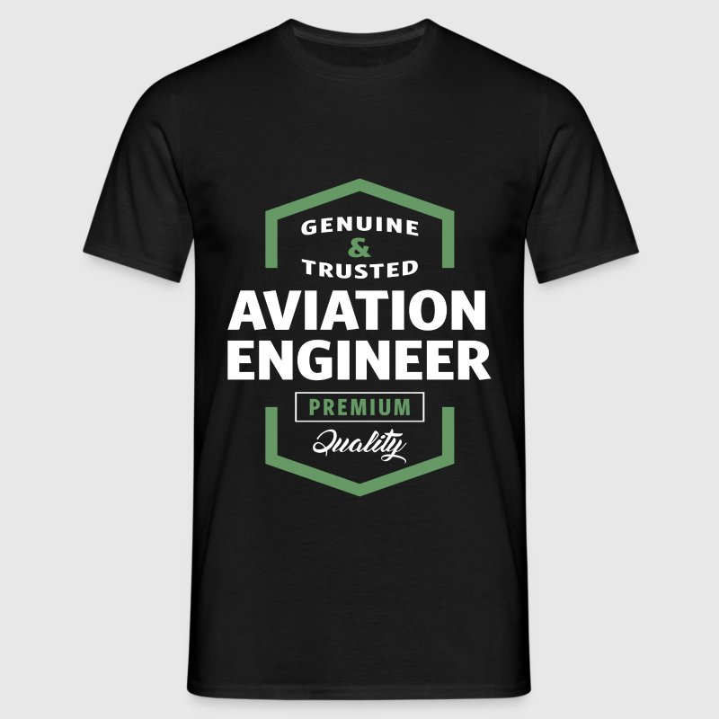 Aviation Engineer - Men's T-Shirt