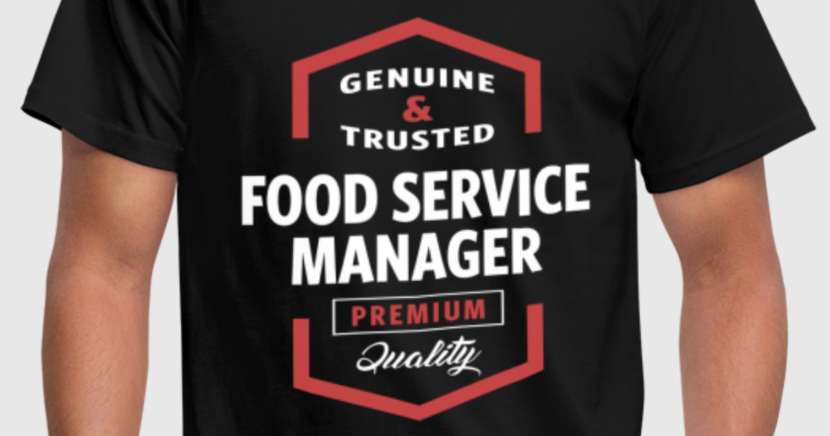 crop iphone video food service manager by cidoue spreadshirt 2587