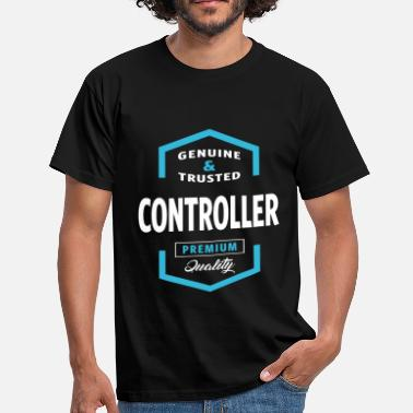 Quality Control Controller - Men's T-Shirt