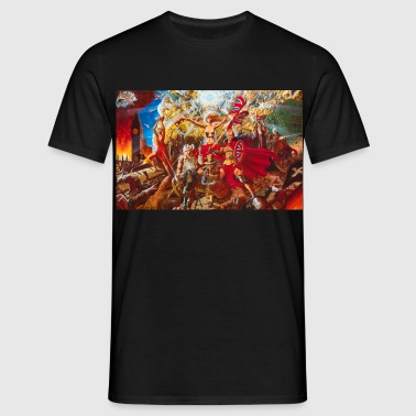 The Battle of London - Men's T-Shirt