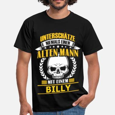 Idol BILLY - Männer T-Shirt