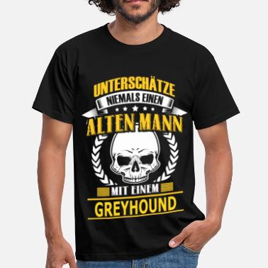 Greyhound GREYHOUND - Männer T-Shirt