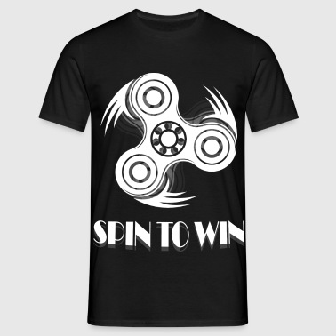 Spin to Win 2 - Männer T-Shirt