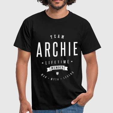 Archie Lifetime Member - Men's T-Shirt