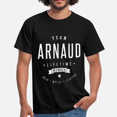 Arnaud Arnaud Lifetime Member - Men's T-Shirt