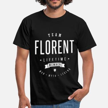 Florent Florent Lifetime Member - Men's T-Shirt