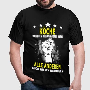 suchbegriff 39 koch spr che 39 t shirts online bestellen spreadshirt. Black Bedroom Furniture Sets. Home Design Ideas