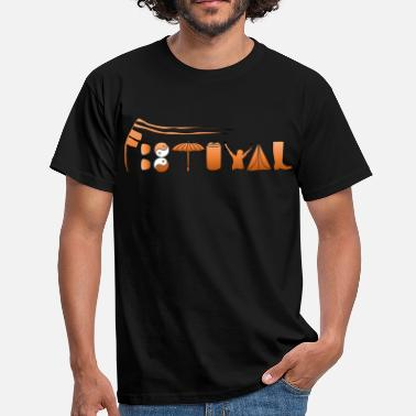 Mud festival mud - Men's T-Shirt