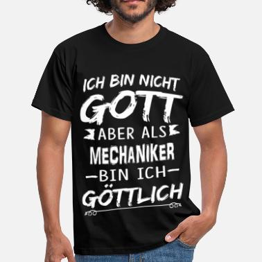 Stolzer Mechaniker MECHANIKER - Männer T-Shirt