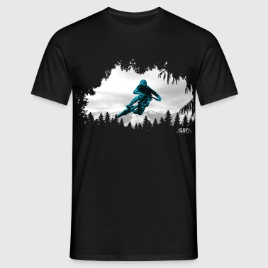 Mountain rider - T-shirt Homme