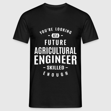 Agricultural Engineer - Men's T-Shirt