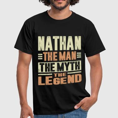 Nathan Nathan The Man - Men's T-Shirt