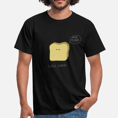 Low Carb Low Carb - Männer T-Shirt
