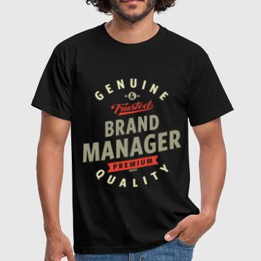 Brand Manager - Men's T-Shirt