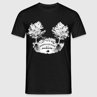 Permaculture - T-shirt Homme