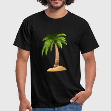 PALM TREE! - Men's T-Shirt