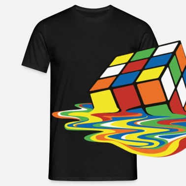 Sport Geek Melting Cube - T-shirt Homme
