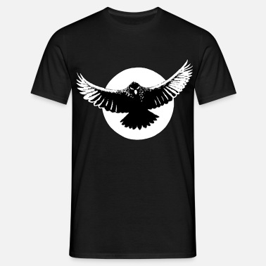 Crow The Crow - Männer T-Shirt