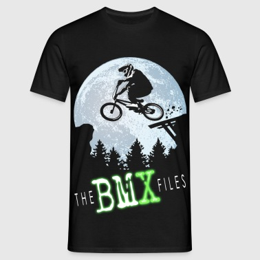BMX files - Men's T-Shirt