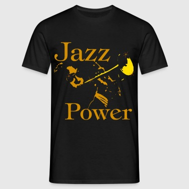 jazz power 06 - T-shirt Homme