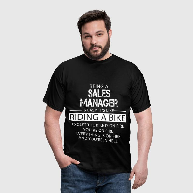 Sales Manager - Men's T-Shirt