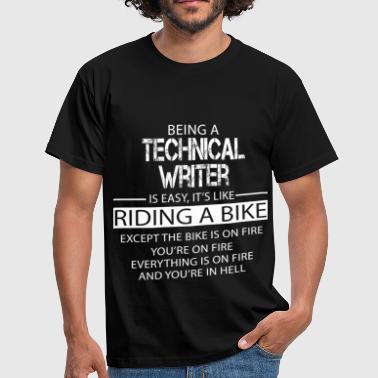 Technical Writer - Men's T-Shirt