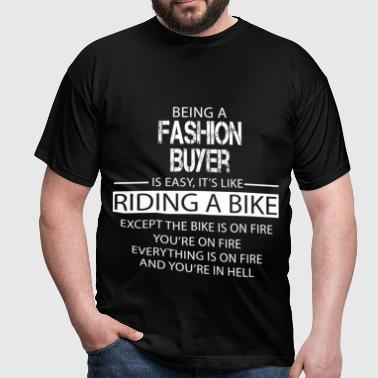 Fashion Buyer - Men's T-Shirt