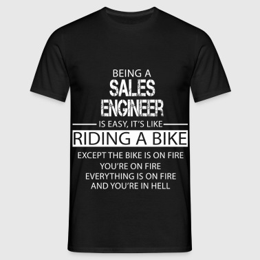 Sales Engineer - Men's T-Shirt