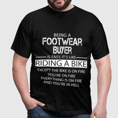 Footwear Buyer - Men's T-Shirt
