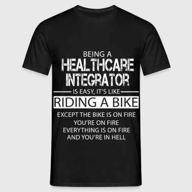 Healthcare Integrator - Men's T-Shirt