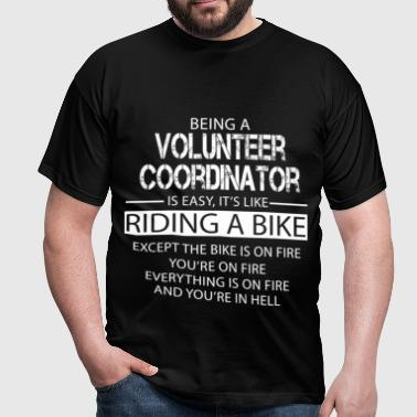 Volunteer Coordinator - Men's T-Shirt