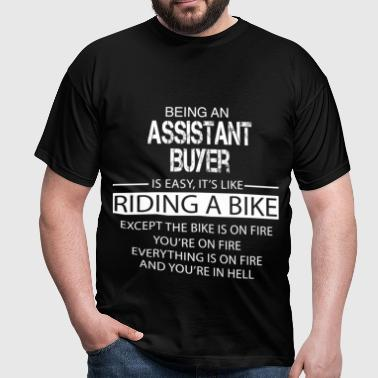 Assistant Buyer - Men's T-Shirt