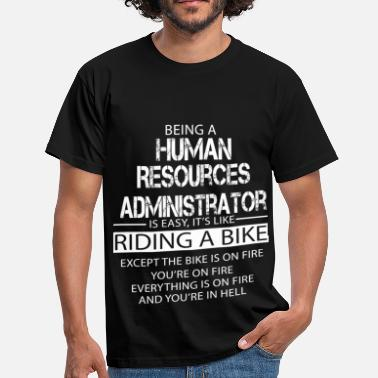 Human Resources Human Resources Administrator - Men's T-Shirt
