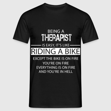 Therapist - Men's T-Shirt