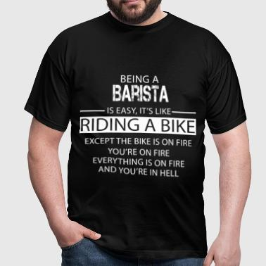 Barista - Men's T-Shirt