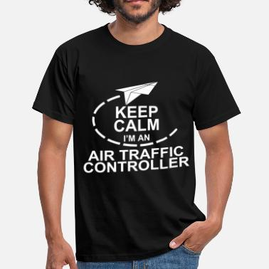 Traffic air traffic controller - Men's T-Shirt