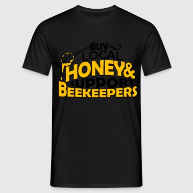 beekeeper - Men's T-Shirt