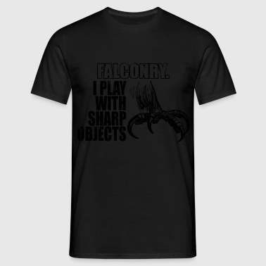 falconry - Men's T-Shirt