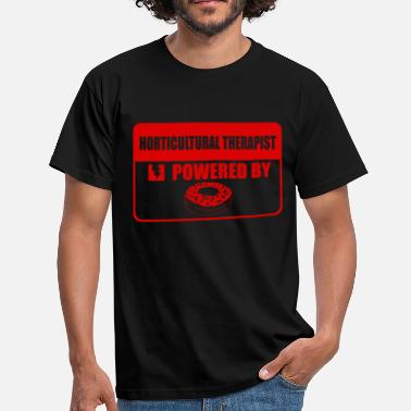 Horticulture horticultural therapist - Men's T-Shirt