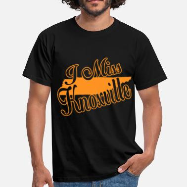 Knoxville i miss knoxville - Men's T-Shirt